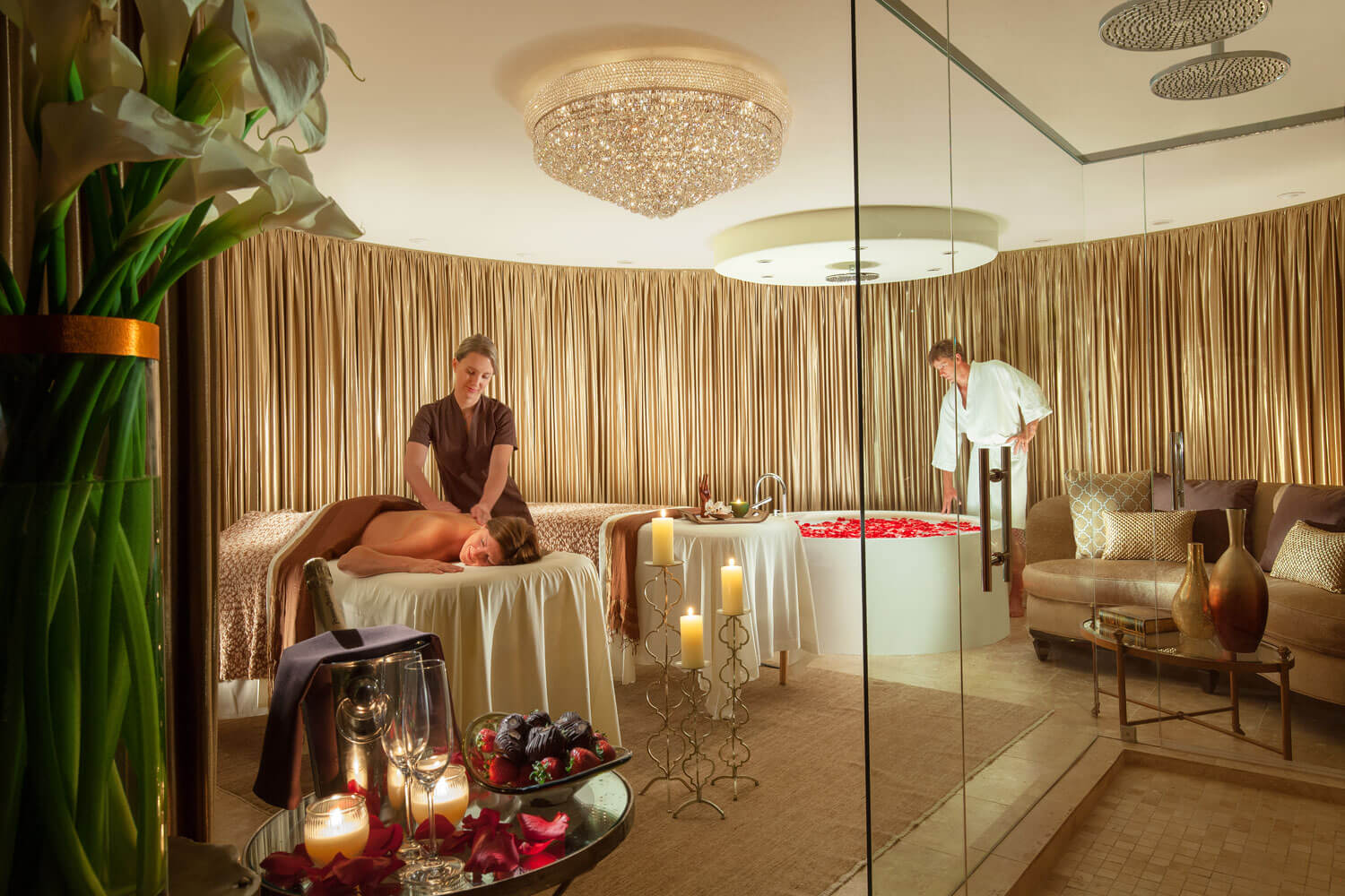 Spa Suites at the Rustic | Jackson Hole Spa Suites | Jackson Hole Spa